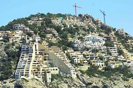 Construction in Puerto Andratx