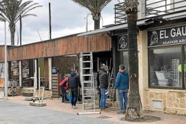 Filming of 'Kings of Palma' underway in Can Picafort
