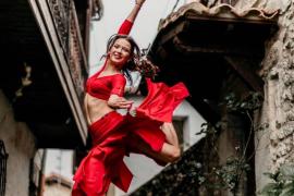 Yana Olina moved to Mallorca to dance