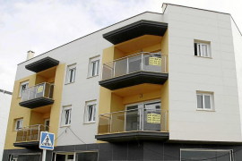Network of temporary flats for people with urgent housing needs