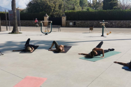 For better health: The Santa Maria Fitness Club