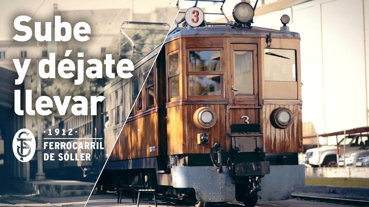 Soller train; 109 years in the fast track