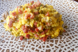 Food for thought: Risi e Bisi, risotto's less known brother