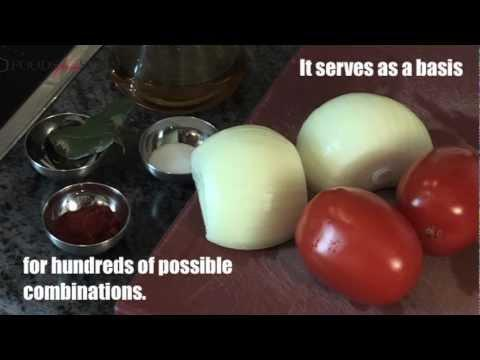 Spanish Traditional Cooking Techniques: Sofrito