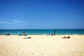 Palma's beach