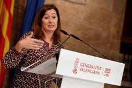 Balearic president has received social media threats