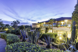 Blau Colònia Sant Jordi Resort & Spa stretches over more than 80,000 square metres