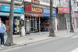 Souvenir shops excluded from government direct aid