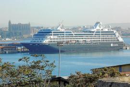 Spain moving towards lifting cruise ship ban