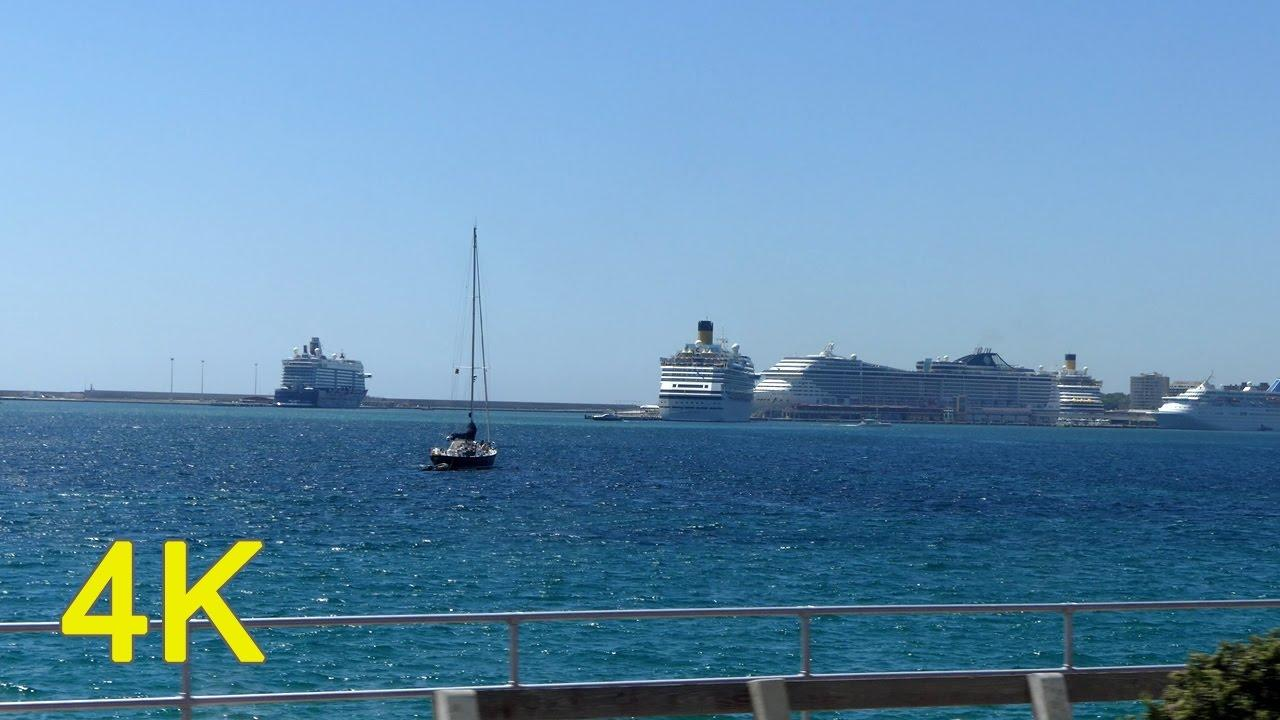 Palma planning to reopen to cruise ships
