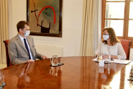 British Ambassador understands Balearic request for special treatment