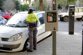 Higher parking charges for larger cars