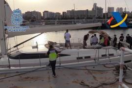 British yachts caught in hashish trafficking operation