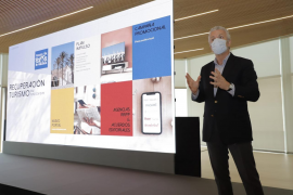 Palma presents its tourism relaunch campaign