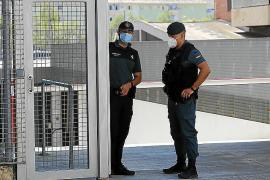 Guardia Civil in Mallorca
