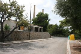 The Poblat Gesa is in Alcanada