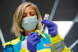 Spain is on track for herd immunity, PM says