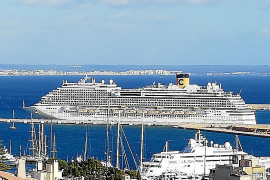 Balearic government establishes protocol for cruise ships