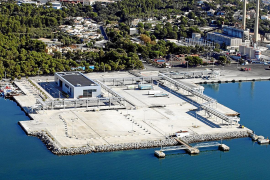 Alcudia port leading growth in goods and passenger traffic
