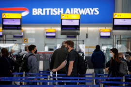 BA and Heathrow urge UK to ease travel restrictions