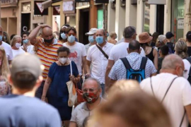 Could we soon be rid of face masks in Mallorca?