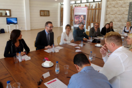 Foreign Office youth tourism campaign launched in Magalluf