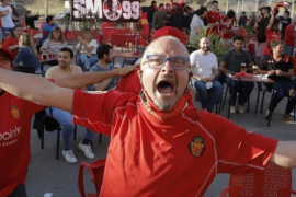 Real Mallorca are promoted