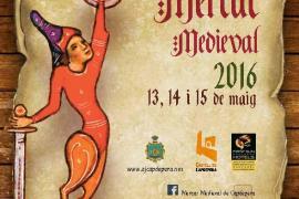 Capdepera goes mediaeval