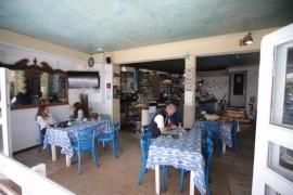 Bar & restaurant interiors open from Sunday
