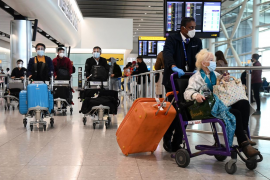 Viewpoint: Airport wait