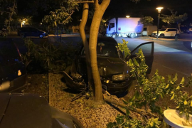 Investigation into car crash in Alcudia