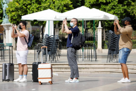 Spain hotel bookings jump in April, but still far from pre-COVID levels