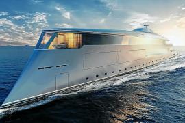 New Super-duper yachts under construction