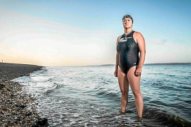 British swimmer plucked to safety after jellyfish stings