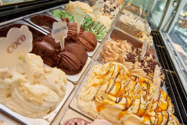 Mallorcan ice cream parlour one of the best in Spain