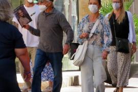 Michael Douglas & Catherine Zeta-Jones in Palma.