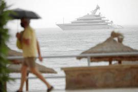 Mega-yachts returning to Palma