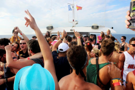 Magalluf summer booze cruises sold out
