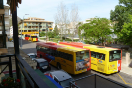 Puerto Pollensa residents finding bus noise and fumes intolerable
