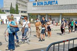 Balearics coronavirus figures for Friday