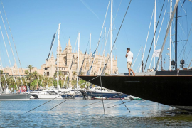 Perfect Moment for Palma's nautical events