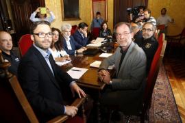 Town hall furious over Playa de Palma policing arrangements