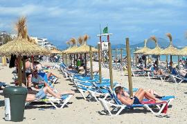 Majorca's May tourism at July levels