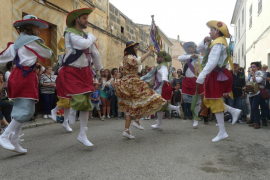 Tradition thriving at Manacor's spring fiestas