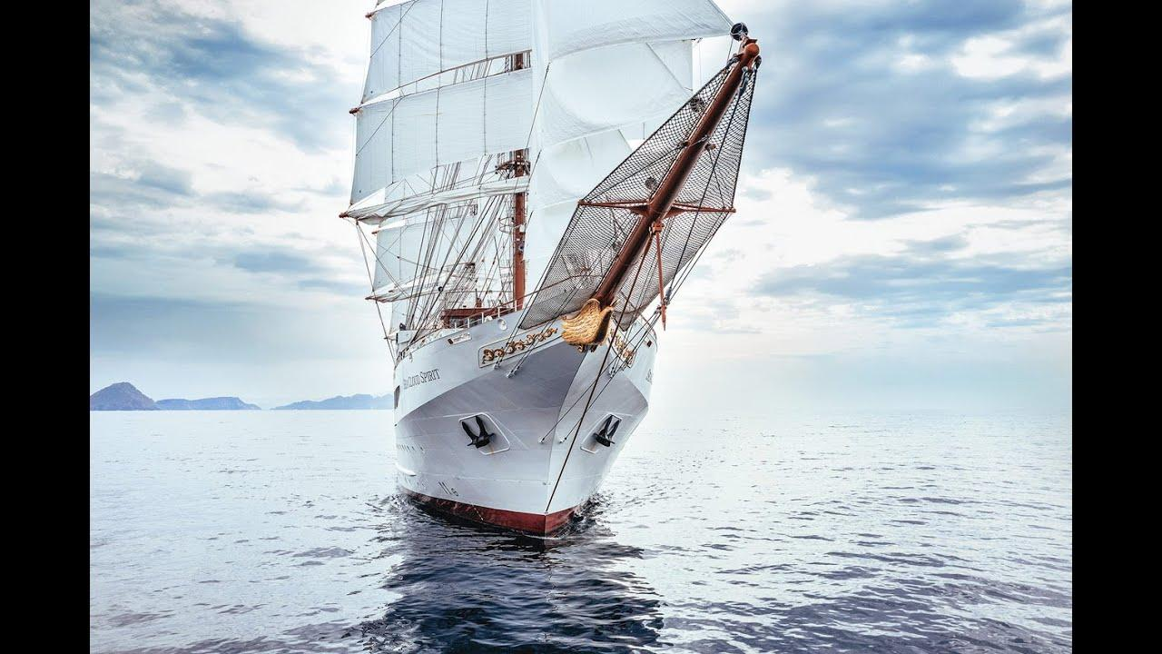 World's 2nd largest sailboat coming to Palma