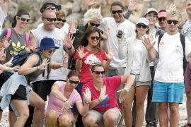 Asociación Ondine clean-up El Toro marine reserve