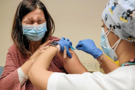 Balearic Vaccination programme in overdrive