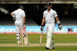 England cricket's shame and hypocrisy