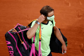 Nadal concedes best player won after losing to Djokovic in Paris