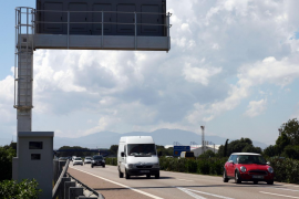 Spotlight North: Record-time resurfacing of the Alcudia motorway road